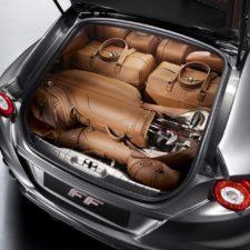 Skórzana torba podróżna Ferrari FF