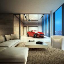 Zaparkuj auto w apartamencie :)
