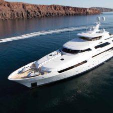 Jacht Arianna, Delta Marine