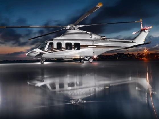 Agusta Westland AW 139 Pininfarina Edition