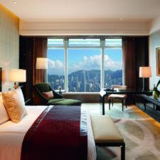 Hotel Ritz Carlton, Hong Kong
