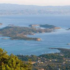 Wyspa na sprzedaż Sithonias, Halkidiki, Grecja