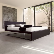 Łóżko Urano Bed, Falegnameria