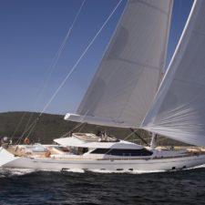 Jacht Oyster 125