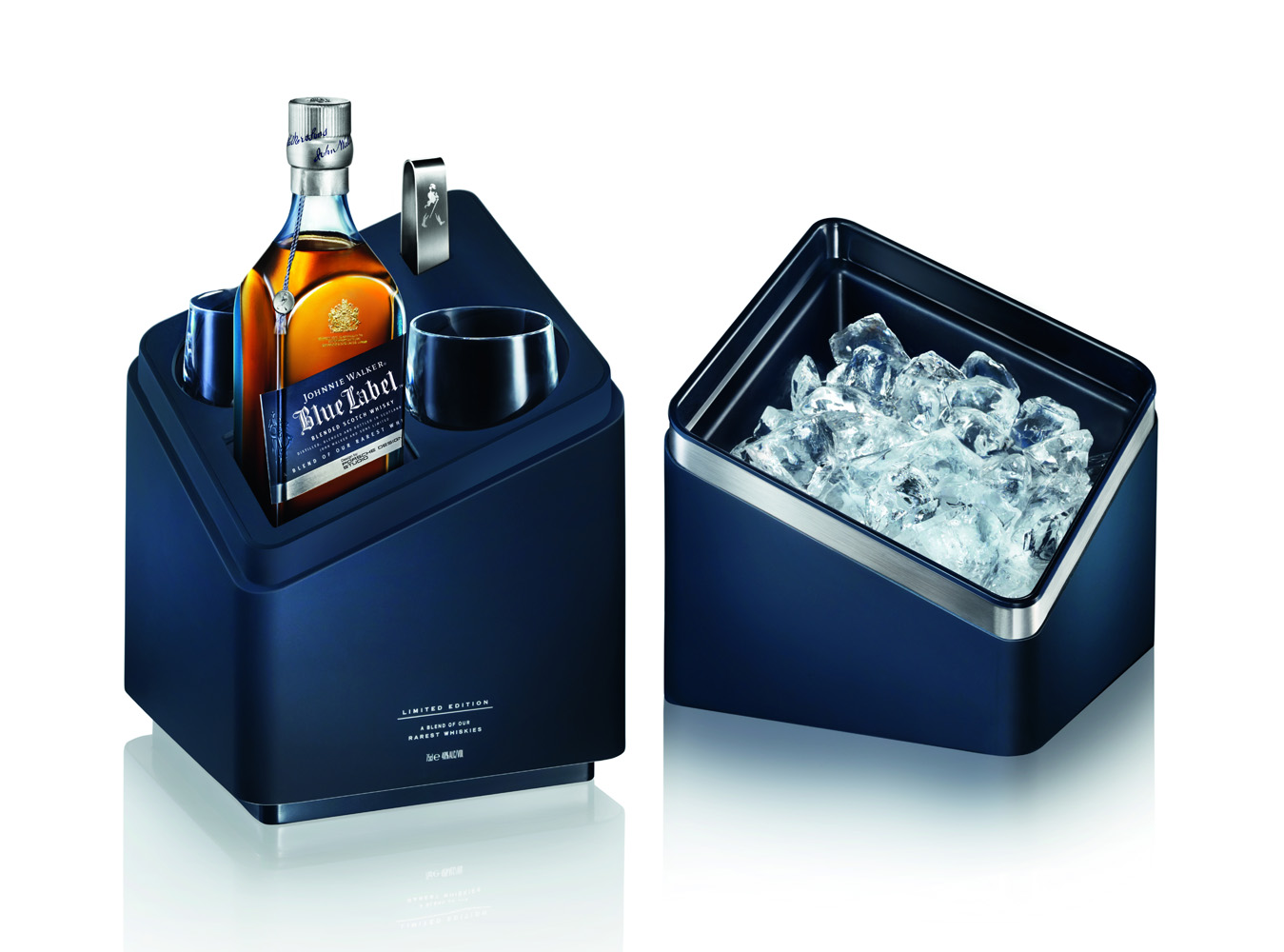 Johnnie Walker® Blue Label™ edycja Porsche Design Studio
