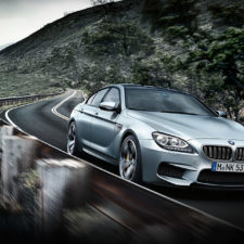 Nowe BMW M6 Gran Coupe