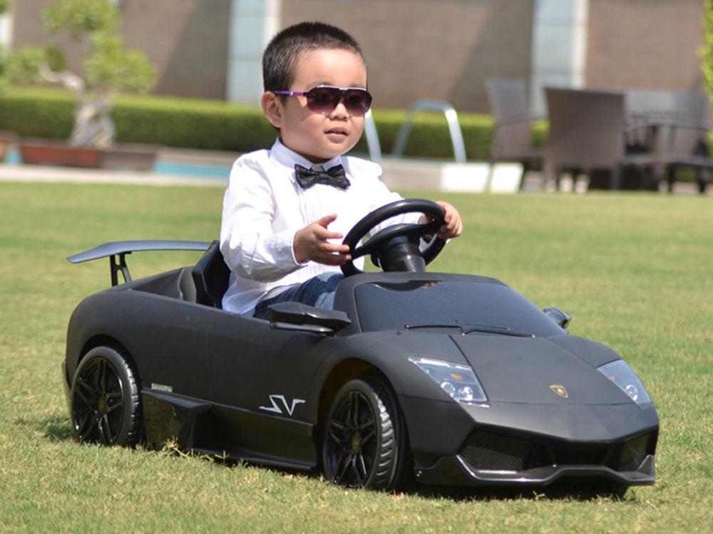 kalee-lamborghini-murcielago-lp670-black-12-volt-kids-ride-on-sports-car-4