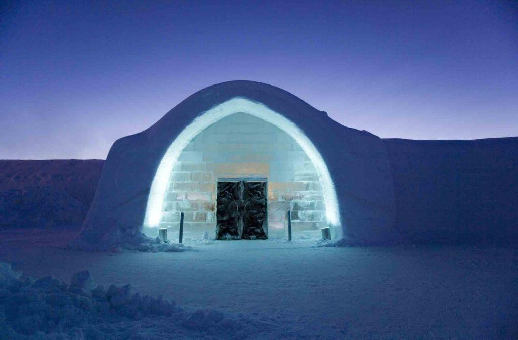 23 edycja IceHotel w Jukkasjärvi, Szwecja (galeria)