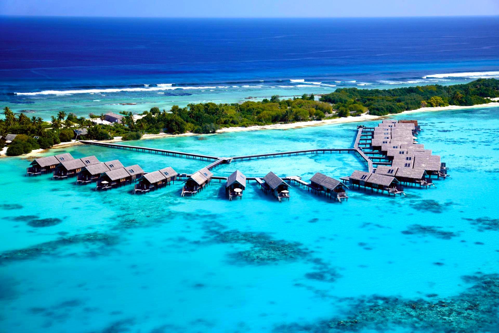 Wyspa Baros, Malediwy