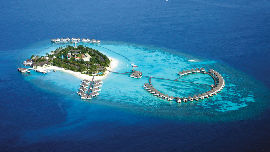 Centara Grand Island Resort, Maldiwy