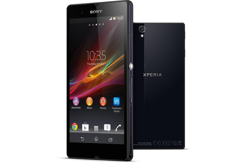 Sony Xperia Z – nowe cacko