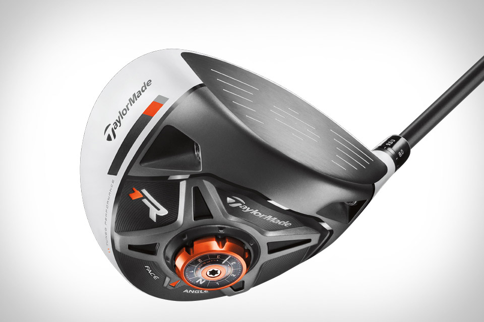 TaylorMade R1 Driver – nowy kij do golfa