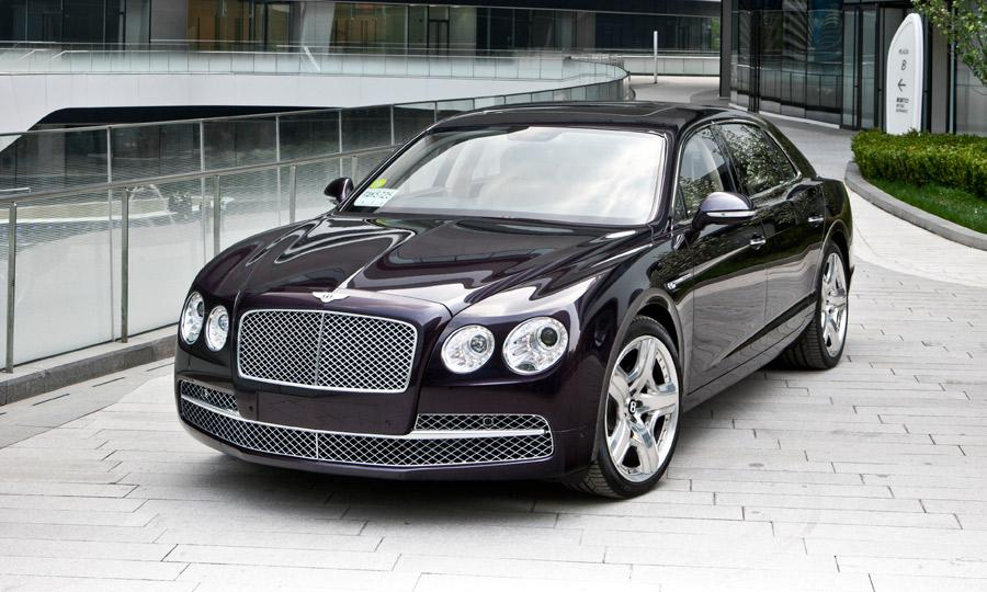 Bentley Flying Spur (2014)