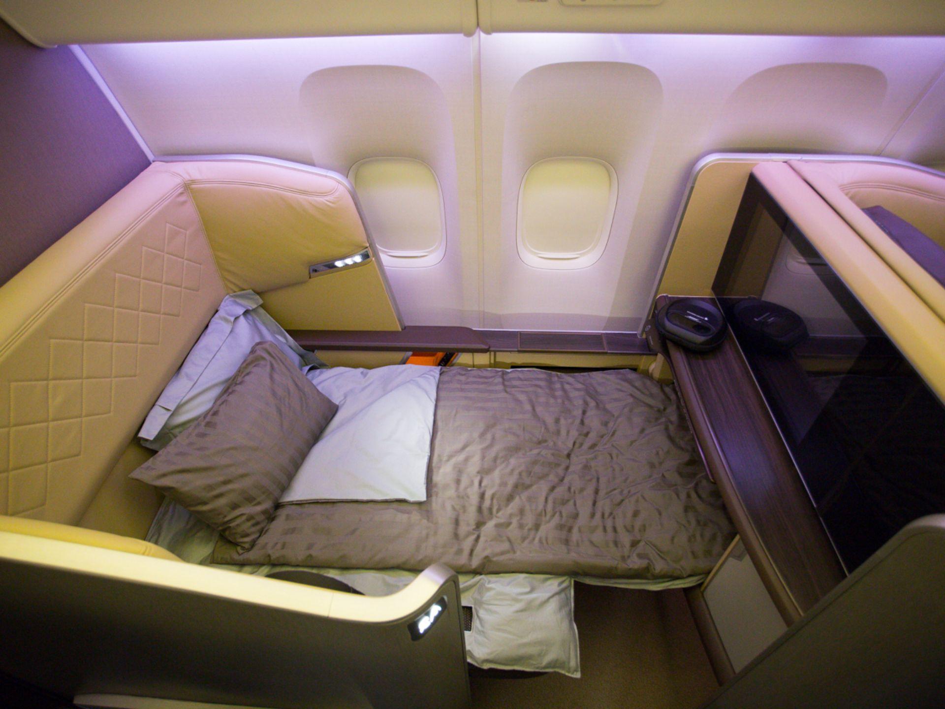 Najbardziej luksusowy samolot pasażerski świata*