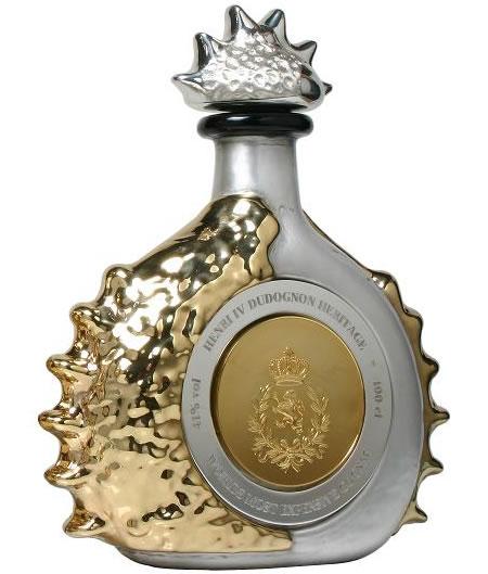 Henry IV Dudognon Heritage Cognac Grande Champagne – najdroższy koniak świata