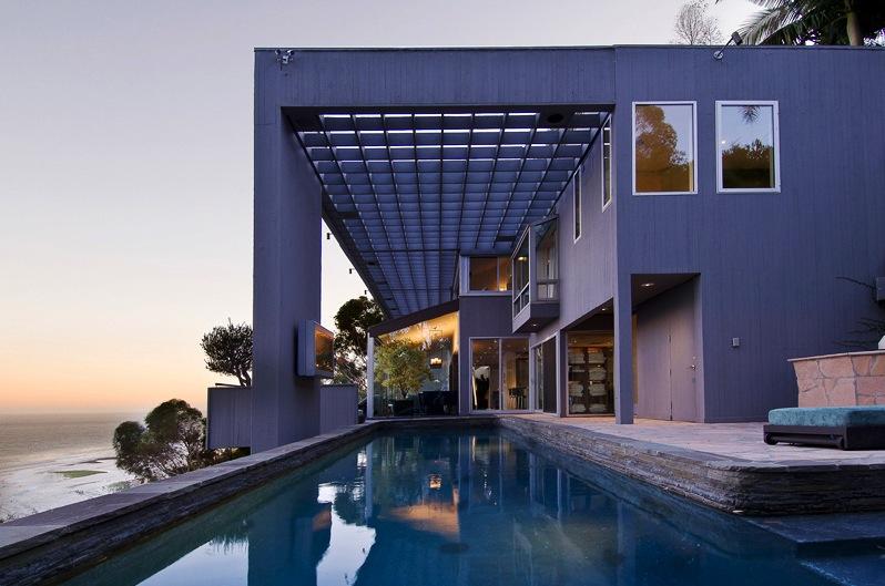 Domy gwiazd – Matthew Perry i jego dom w Malibu
