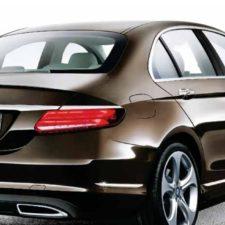 Zapowiedź Mercedesa klasy E na rok 2016