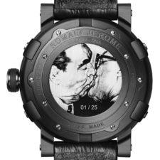 Zegarek na 25-tą rocznicę upadku Muru Berlińskiego