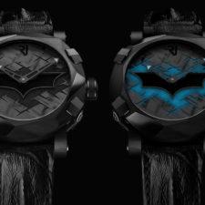 Zegarek na 75-tą rocznicę Batmana