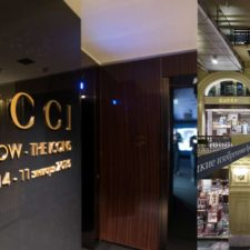 Flagowy butik Gucci otwarty w Moskwie