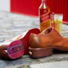 Johnnie Walker Oliver Sweeney – buty dla miłośnika whisky