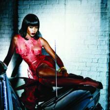 Naomi Campbell nową twarzą Agent Provocateur