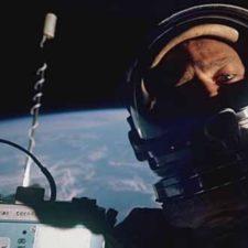 Pierwsze selfie zrobione w kosmosie sprzedane za 9200$