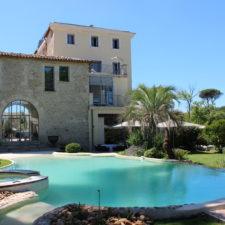Domain de Verchant, luksusowe SPA we Francji