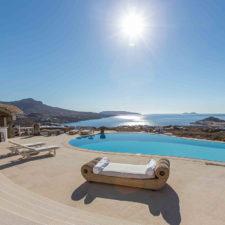 Świetny ośrodek Villa Ali na greckiej wyspie Mykonos
