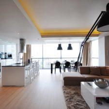Nieruchomość dnia: piękny apartament w Platinium Towers