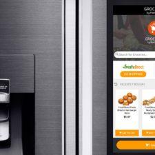 Samsung Family Hub – lodówka, która sama zrobi zakupy!