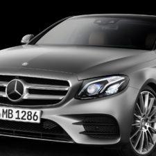 Nowy Mercedes-Benz Klasy E: Najinteligentniejsza limuzyna klasy wyższej