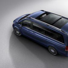 Nowa Klasa V EXCLUSIVE – jeszcze więcej luksusu w vanie Mercedesa