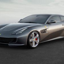Ferrari GTC4Lusso czyli lifting modelu FF