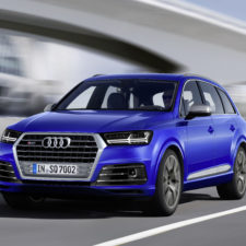 Audi SQ7 TDI: ofensywa innowacji