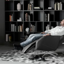 Najnowszy projekt René Hougaard'a – fotel Harvard