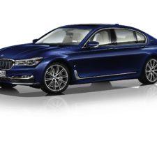 """Luksus na miarę przyszłości: jubileuszowe modele BMW serii 7 """"BMW Individual serii 7 THE NEXT 100 YEARS"""""""