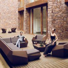 Modne ogrodowe salony