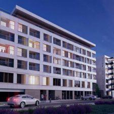 Apartamenty Solec Residence sprzedane w połowie.