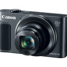 Bądź bliżej akcji z aparatem Canon PowerShot SX620 HS