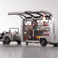 Toyota Camatte: przyczepa kempingowa dla dzieci