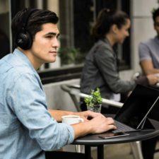 Słuchawki bezprzewodowe JBL Serii E