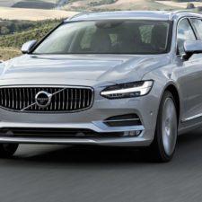 Volvo Cars wprowadza nowe rozwiązania do modeli serii 90 związane z bezpieczeństwem, napędem oraz funkcjami connectivity