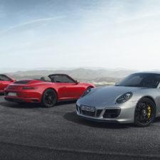 Dynamiczne, komfortowe i wydajne – nowe modele Porsche 911 GTS