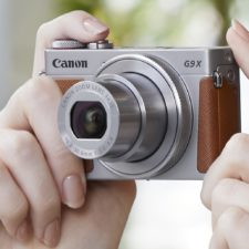 Smukły i stylowy: Canon PowerShot G9 X Mark II
