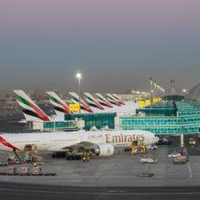 Linie Emirates udostępniają poczekalnie na lotnisku w Dubaju