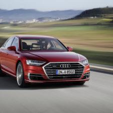 Początek sprzedaży nowego Audi A8