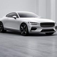 Nowy Polestar 1 – tak będą wyglądały sportowe samochody elektryczne