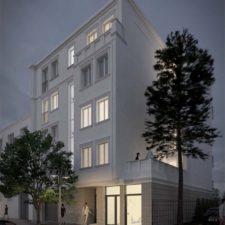 Lubartowska 20 – NC Investment w duchu przedwojennej Pragi