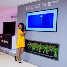 Telewizory LG Oled TV ze sztuczną inteligencją w języku polskim
